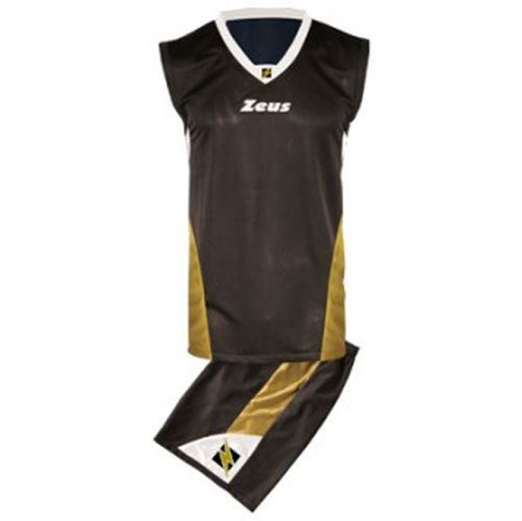 Picture of Zeus Basketball kit King Blank