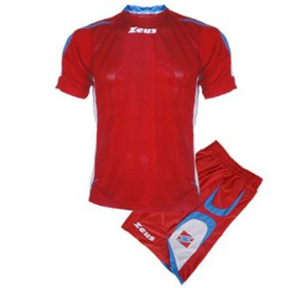 Picture of Zeus Soccer Kit Rangers Blank