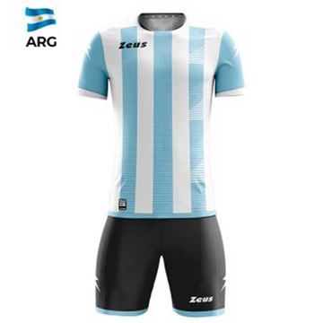 Picture of Zeus Soccer Kit Mundial Blank